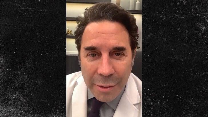 Dr. Paul Nassif Would Fix Artie Lange\u0027s Nose on \u0027Botched\u0027 If