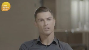 Cristiano Ronaldo 'Embarrassed' Over Rape Allegations, Tried to Shield Kids