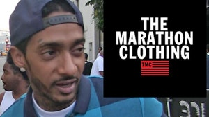 Nipsey Hussle's Kids Benefiting From The Marathon Clothing Collab