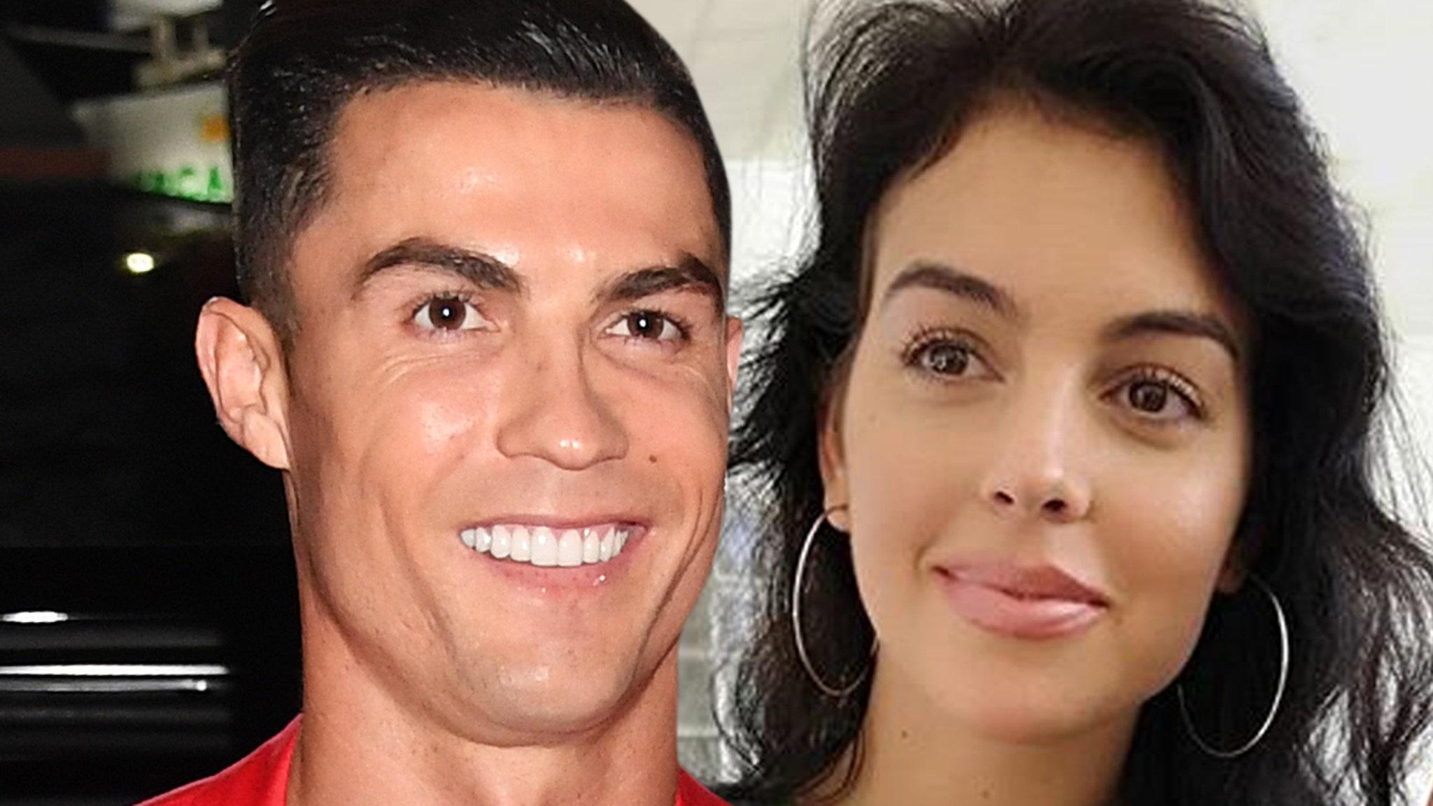 Cristiano Ronaldo Shoots Down Secret Wedding Reports, I'm Not Married!