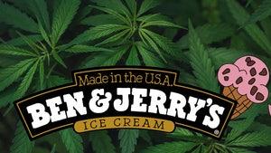Ben & Jerry's Returns with 4/20 PSA on Behalf of POC