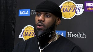 LeBron James Calls Capitol Riot 'Another Gut Punch' To Black People