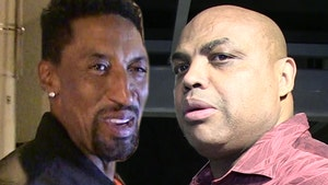 Scottie Pippen Calls Charles Barkley Fake Tough, Never Fought a Black Man Without Refs Around
