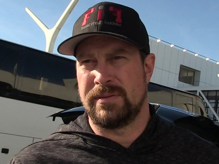 Ryan Leaf Arrested for Domestic Battery in Palm Springs - EpicNews