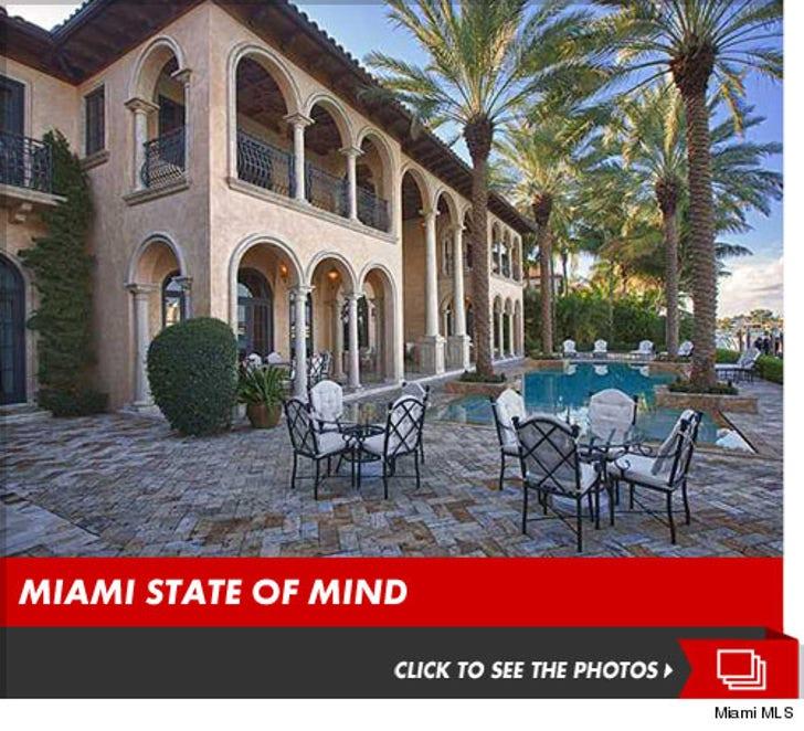 Billy Joel -- MOVIN' OUT ... Sells Miami Mega-Mansion