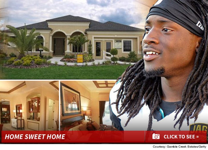 Ace Sanders -- Surprises Mom ... Here's a New Mansion!!!