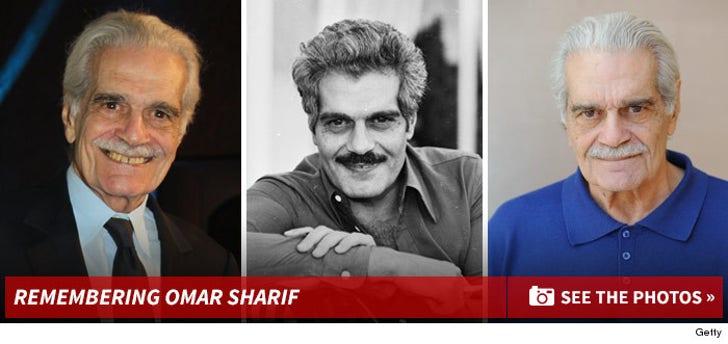 Remembering Omar Sharif