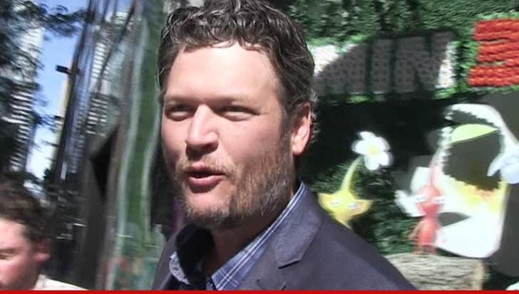 Blake Shelton -- He Believed Miranda Was Unfaithful and
