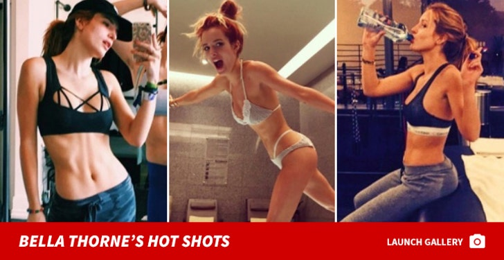 Bella Thorne's Hot Shots