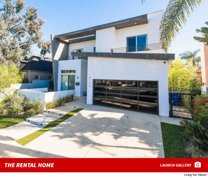 Kendall Jenner and Ben Simmons Rental House