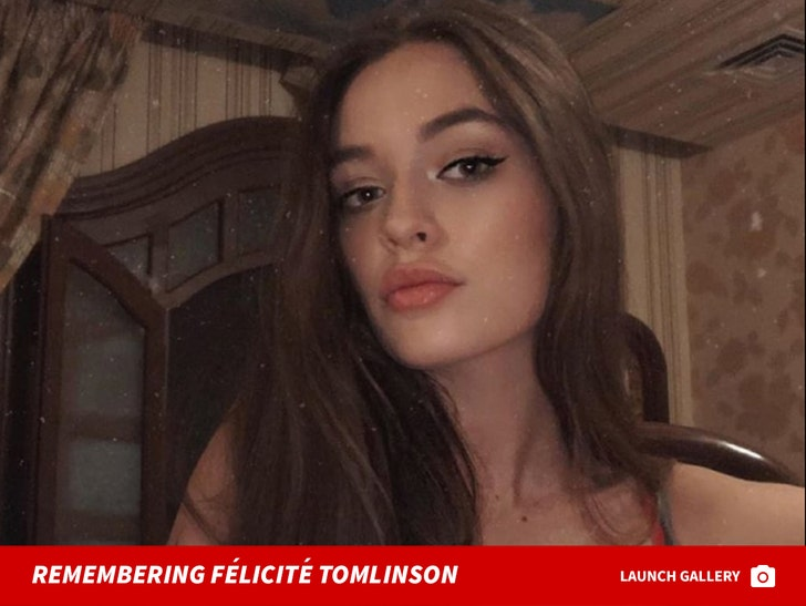 Remembering Felicite Tomlinson