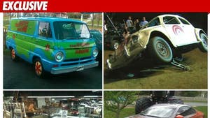 Scooby Van, 'Fast & Furious' Cars to Hit Auction Block