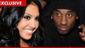Vanessa Bryant's Ex-Step Dad -- She's Just Like Her Gold-Digging Mother