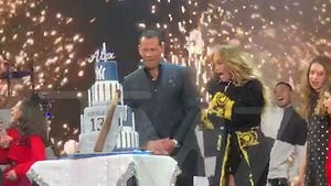 J Lo Stops Concert to Sing Happy Birthday to A-Rod