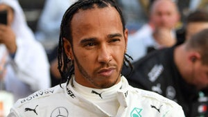 F1's Lewis Hamilton to Drive All-Black Car to Combat Racism in Racing