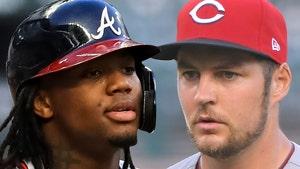 Braves Star Ronald Acuna Jr. Trolls Reds' Trevor Bauer After Series Win, 'Go Home'