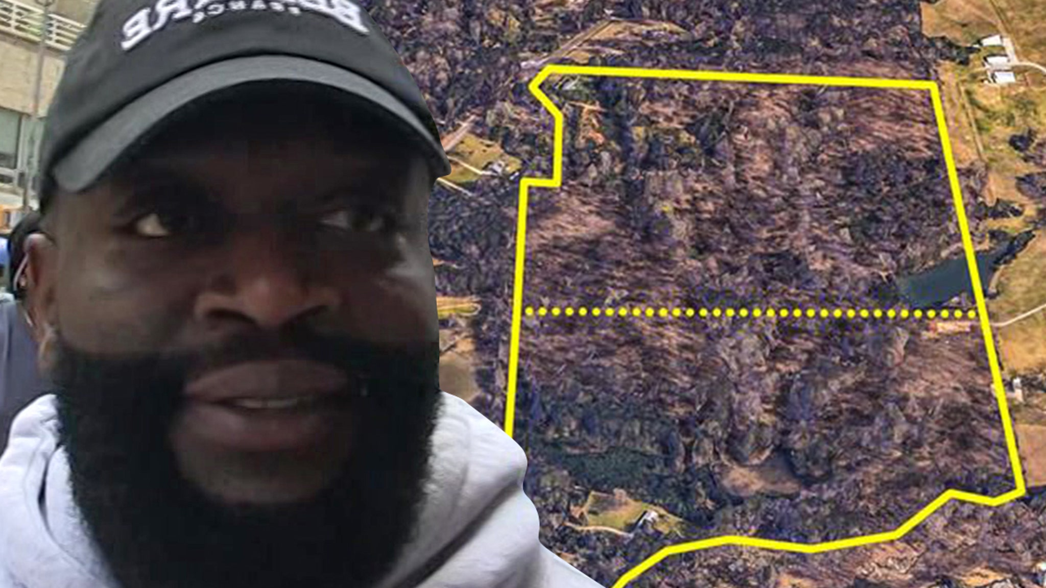 Rick Ross Scoops Up 87 Acres of Georgia Land for  Million