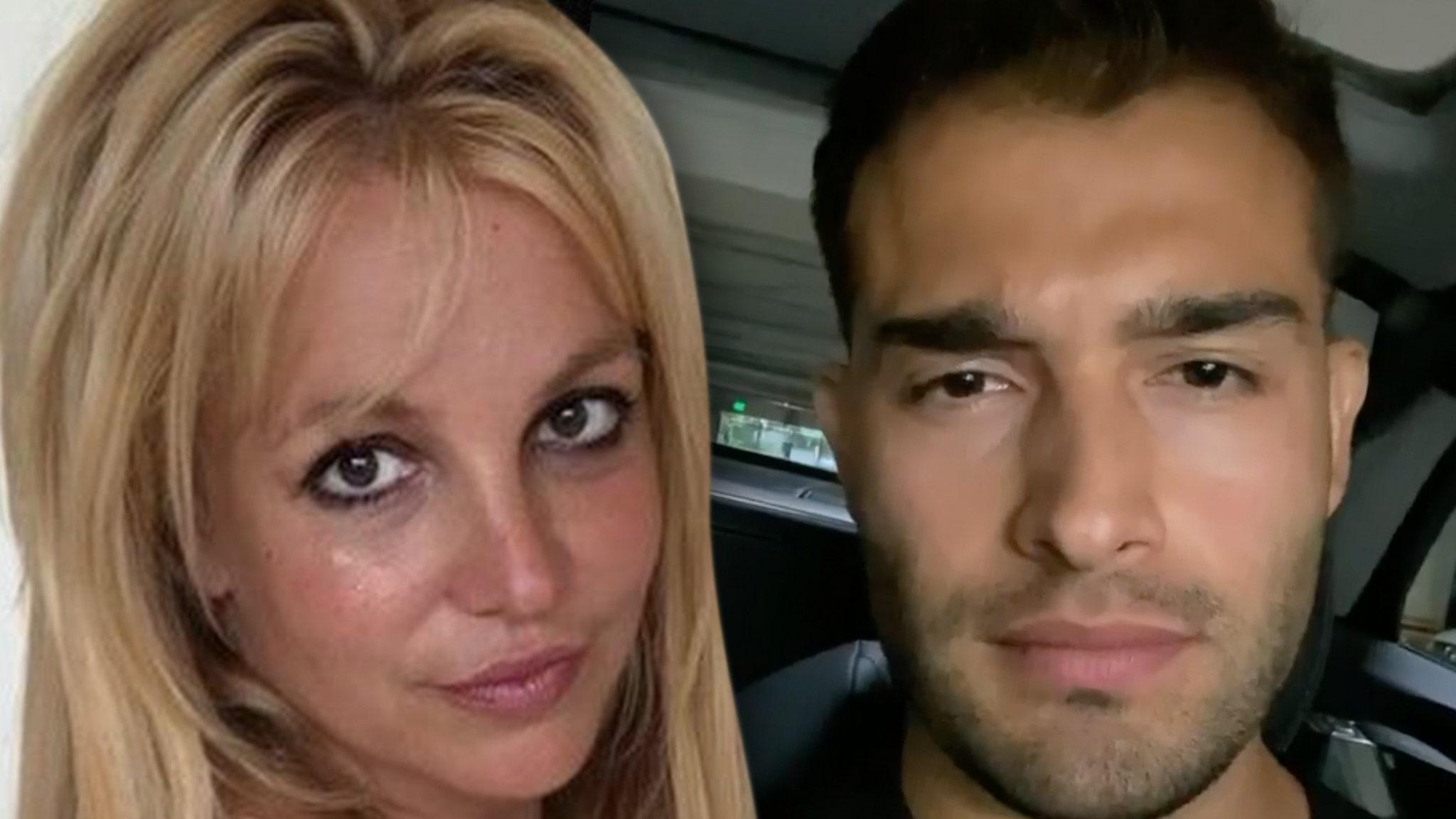 Britney Spears Wants Prenup with Sam Asghari thumbnail