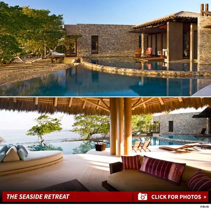 Gwyneth Paltrow's Mexico Retreat