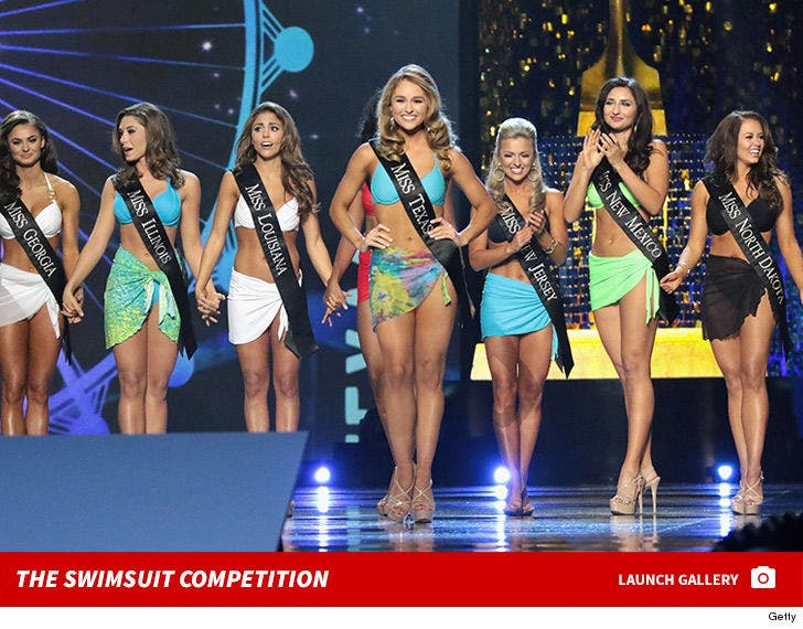 Miss America 2017 -- Swimsuit Competition