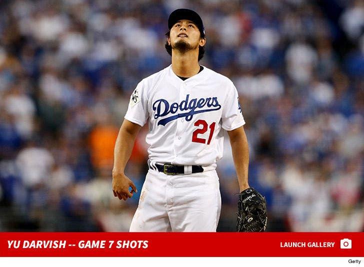 Yu Darvish -- Game 7 Shots