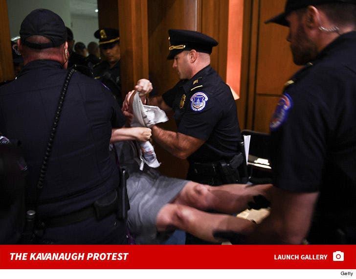 Brett Kavanaugh Protest