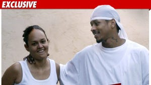 Iverson Divorce -- 'Nothing to Do with Another Woman'