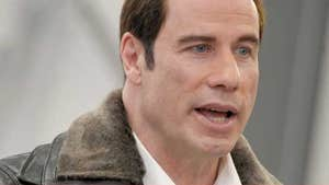John Travolta -- Accuser #2 Drops Lawsuit