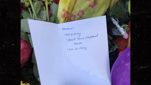 GBI ID's Person Who Left Mysterious Note at Ahmaud Arbery Death Site