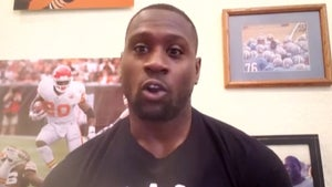 NFL's Thomas Jones Says Black Players Get Screwed in Contract Negotiations