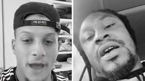 Marshawn Lynch & Pat Mahomes Join Fight To End Racism In Hockey W/ Powerful Video