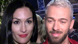 Nikki Bella and Artem Not Secretly Married, 'Wife' Comment Just 'GMA' Flub