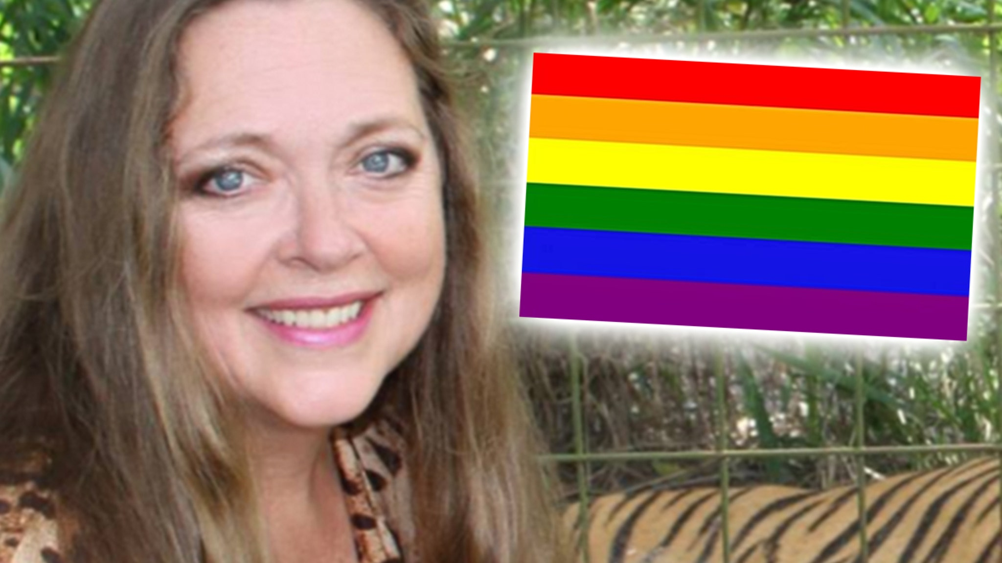 Carole Baskin Comes Out as Bisexual -