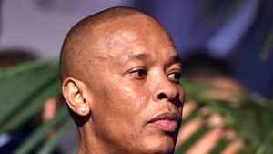 Dr. Dre's Home Hit By Would-Be Burglars Who Apparently Saw He was Hospitalized with Aneurysm