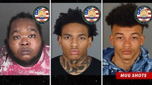 Alleged Gang Members Busted for Armed Robbery, Shooting at Celeb Hot Spot