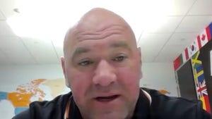 Dana White Says Khabib Never Fighting Again, He's Enjoying Coaching