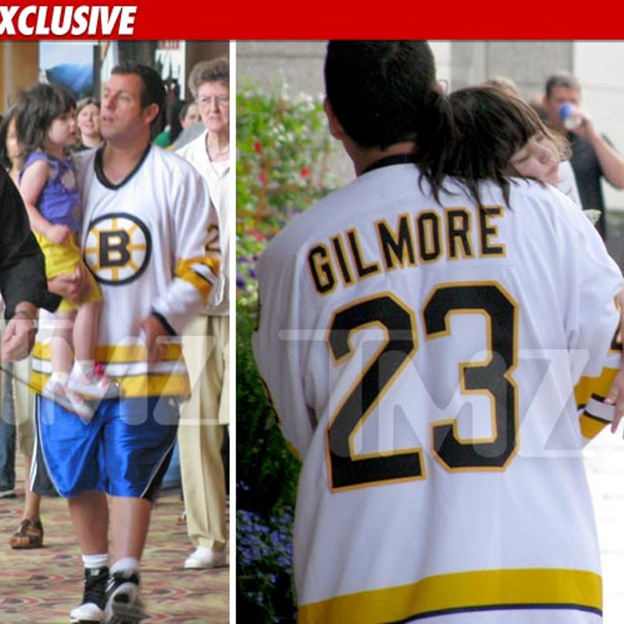super popular 3b017 97d8b Adam Sandler -- Big Daddy in 'Happy Gilmore' Jersey