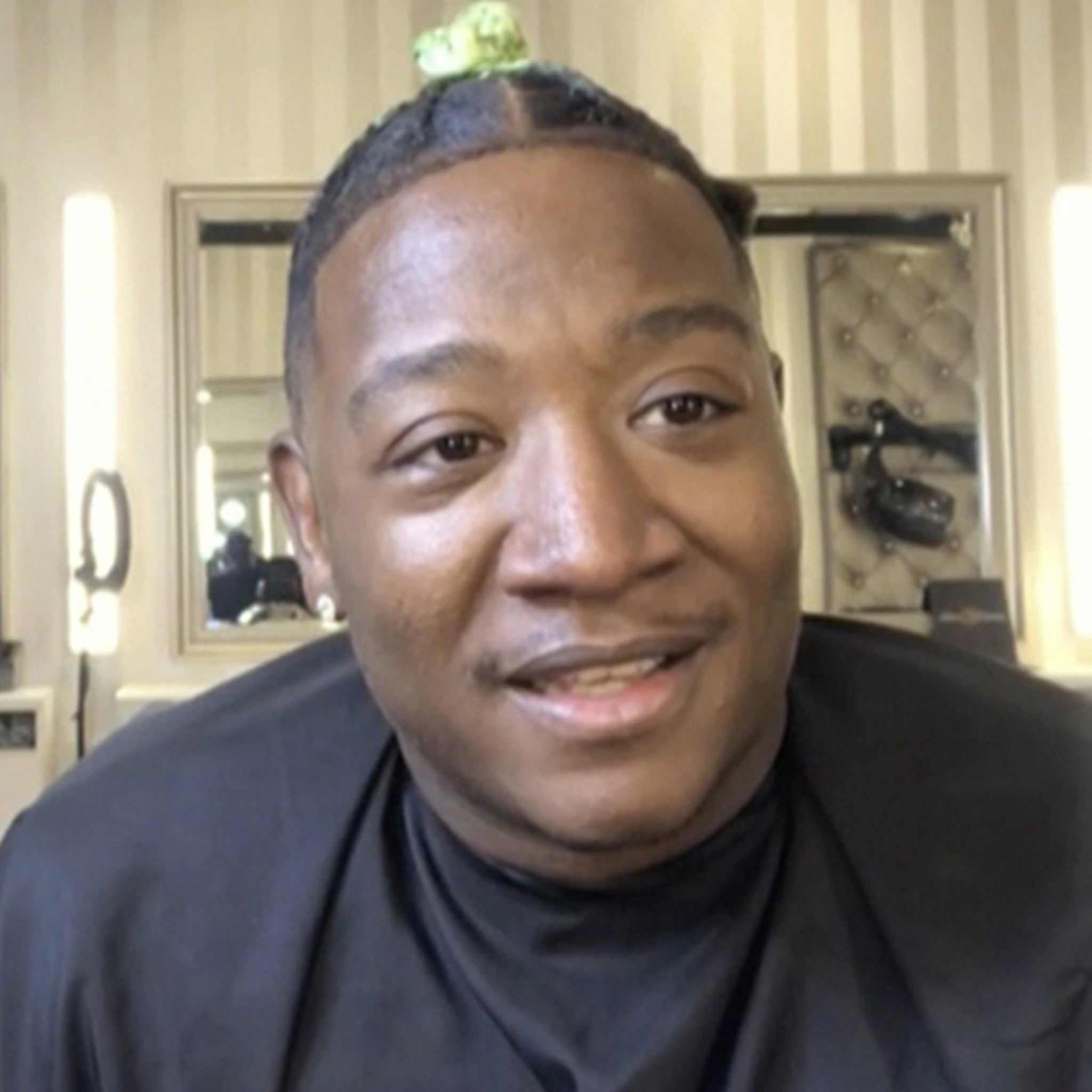 Yung Joc Explains How 3D Haircut of Tupac Went Down