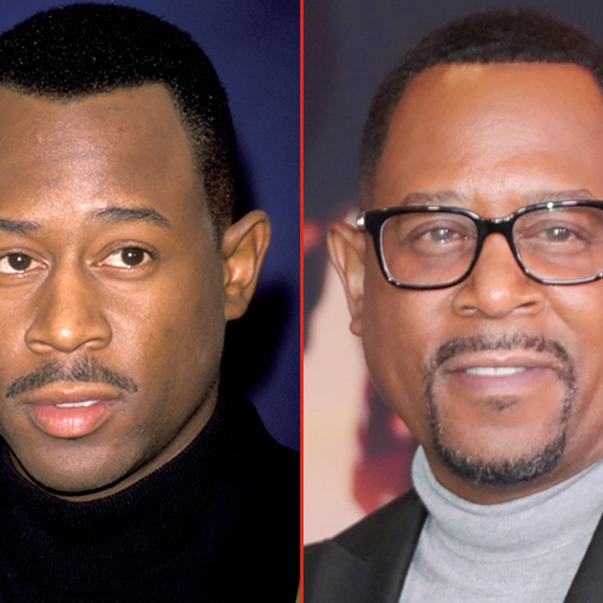Martin Lawrence -- Good Genes or Good Docs?!
