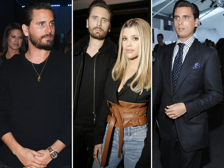 Scott Disick -- Through the Years