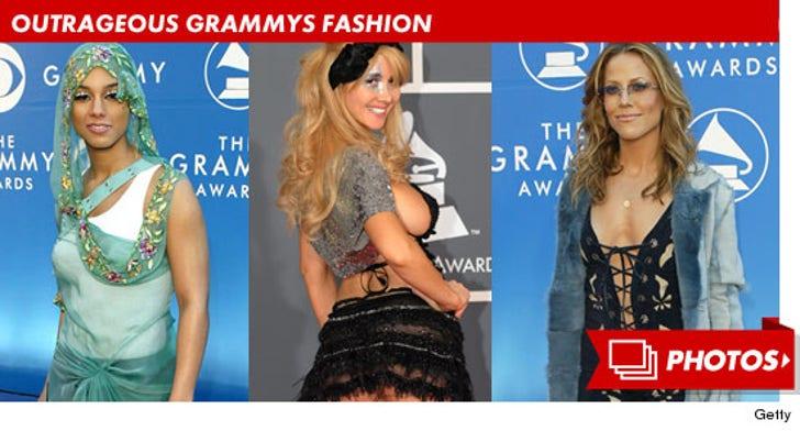 Outrageous Grammy Fashion
