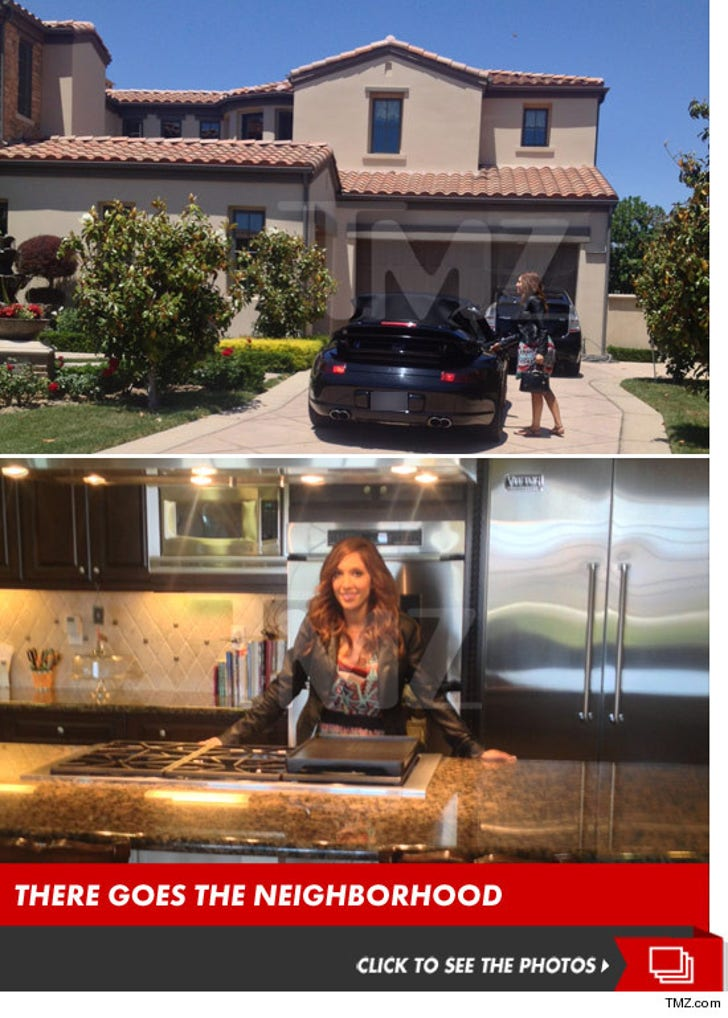 Farrah Abraham Eyes $3.3 Million Home in Bieber's 'Hood