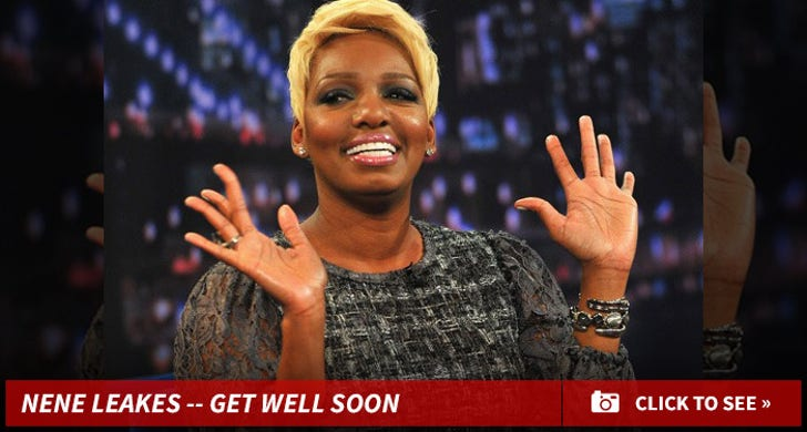 Nene Leakes -- Through the Years