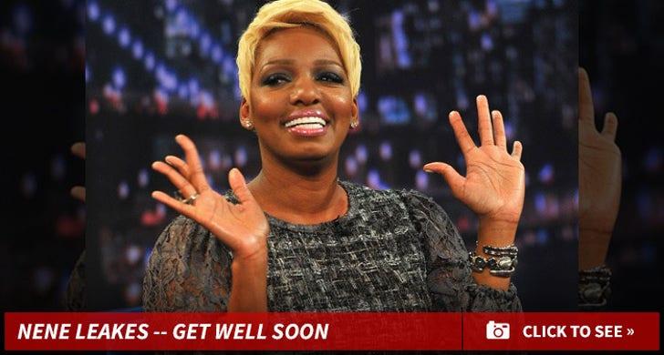 NeNe Leakes Thankful to Be Alive After Hospitalization - E