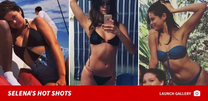 Selena Gomez's Sexy Snapshots