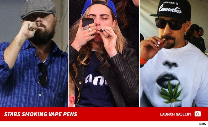 Stars Smoking Vape Pens