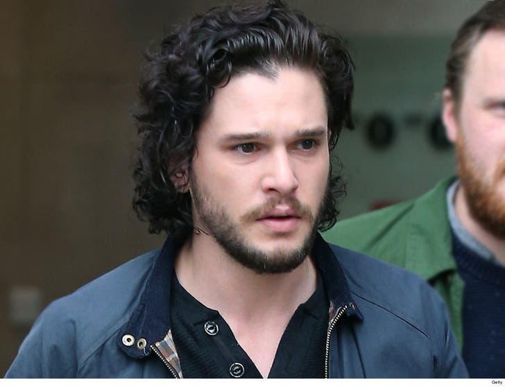 'Game Of Thrones' Star Kit Harington's Rep Says No Rehab