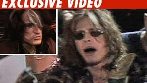 Aerosmith Breaking Up? Dream On!