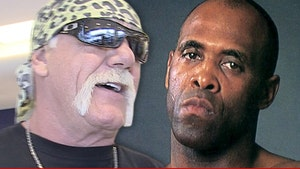 WWE Legend Virgil -- The Hulk Hogan I Knew Was Not Racist
