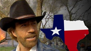 Chuck Norris Gets Made Into an Honorary Texan By State Senate (PHOTO)
